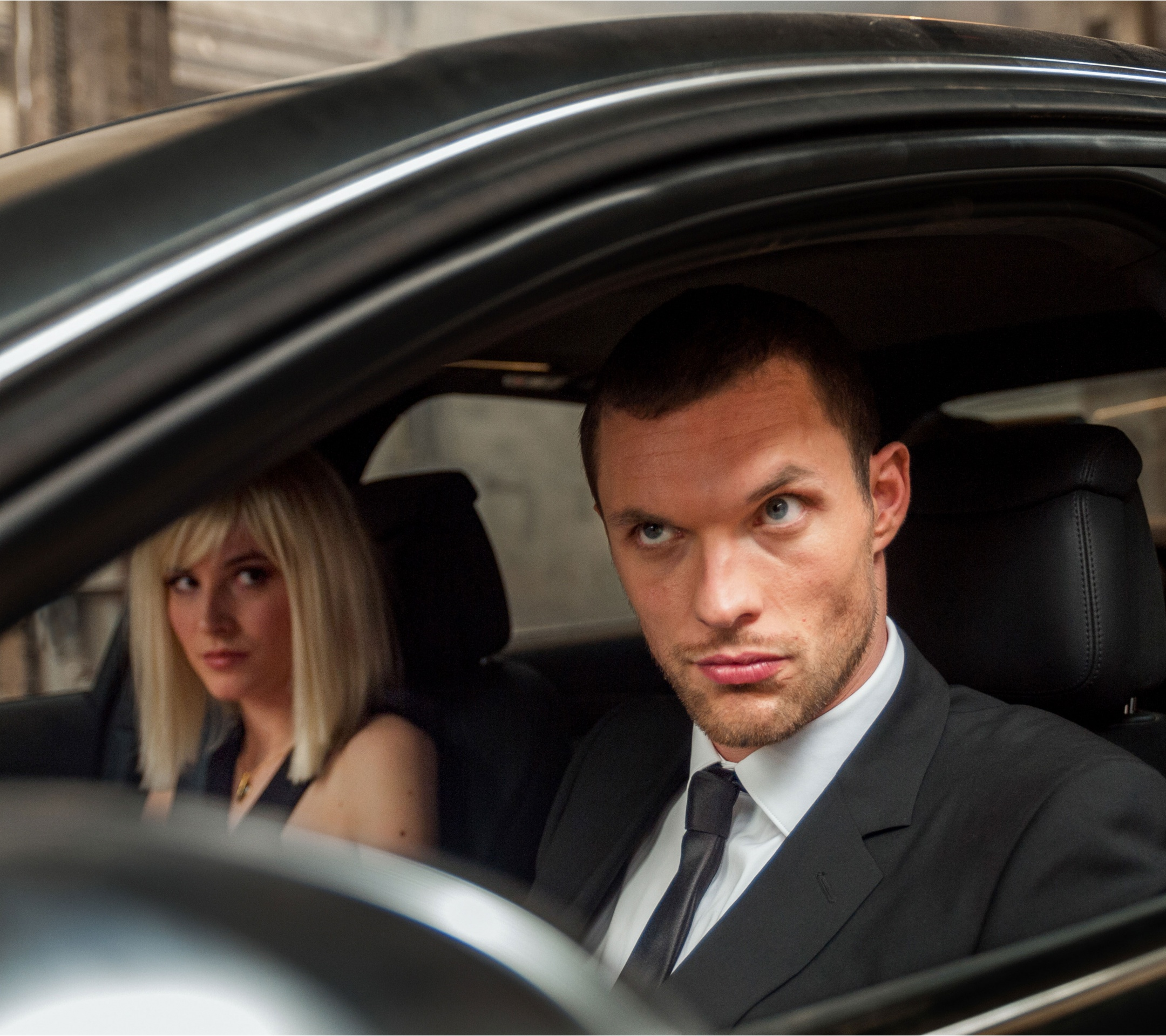 Download The Transporter Refueled Ed Skrein and Loan ...