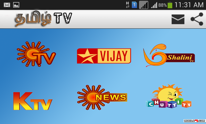 all tamil tv channels live free