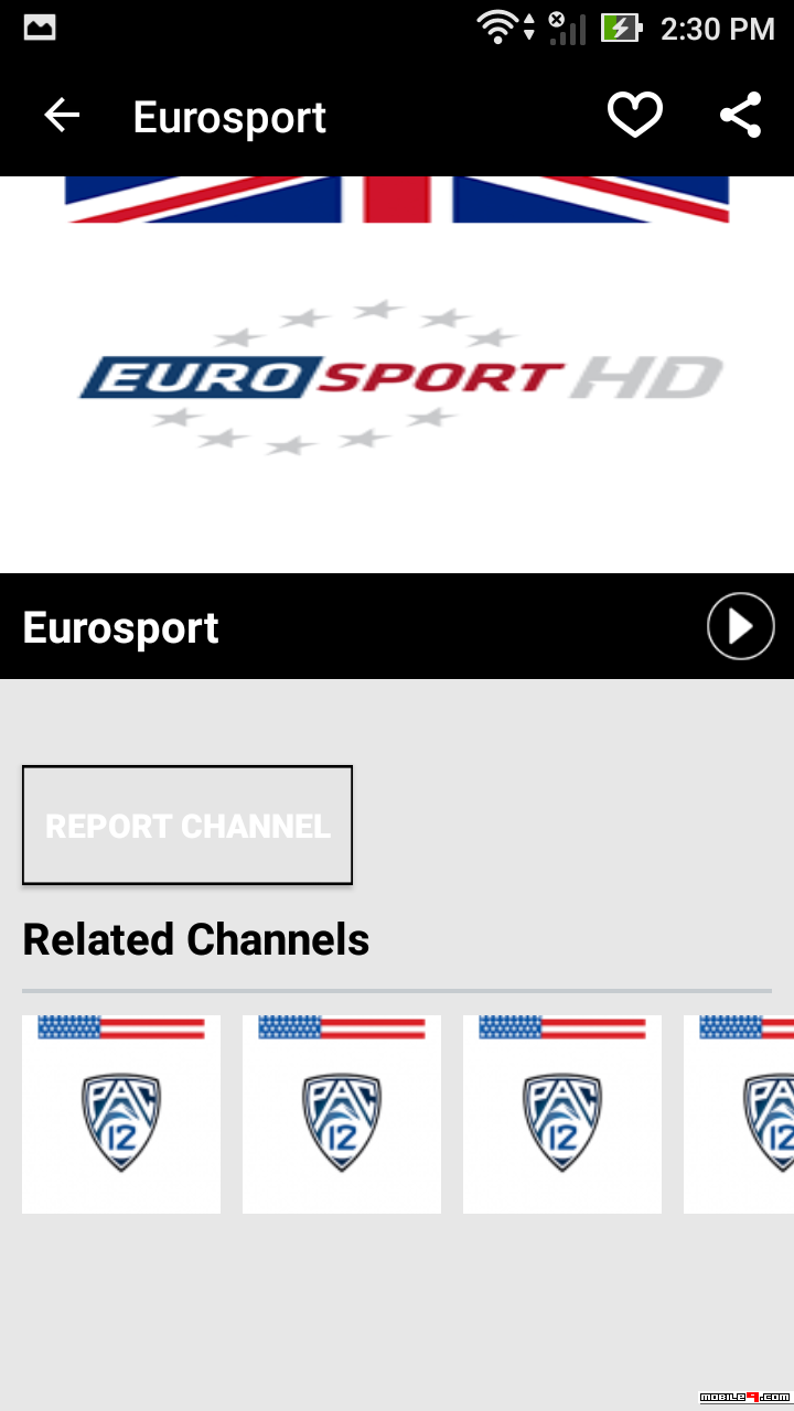 Download Sports Live Tv Channels Android Apps Apk 4655368 Mobile9