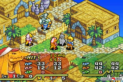 final fantasy tactics advance free download
