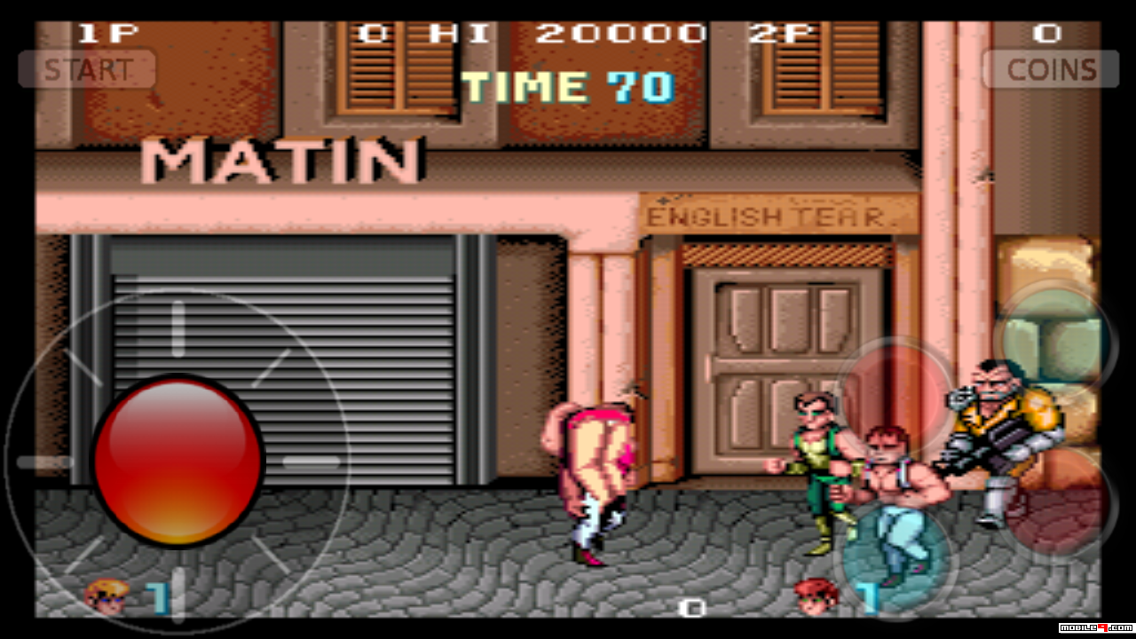 Download Double Dragon Android Games Apk 4487416 Game Video