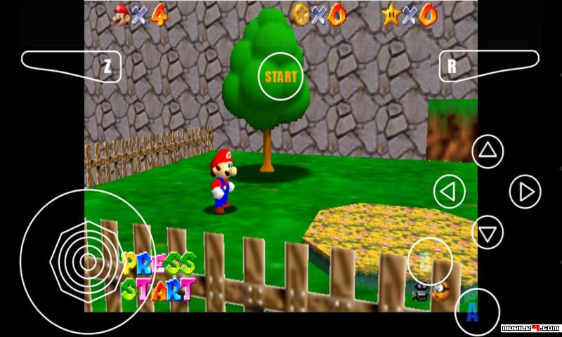 Descargar Super Mario 64 Android Games APK - 4607950 - mario arcade fun  classical   mobile9