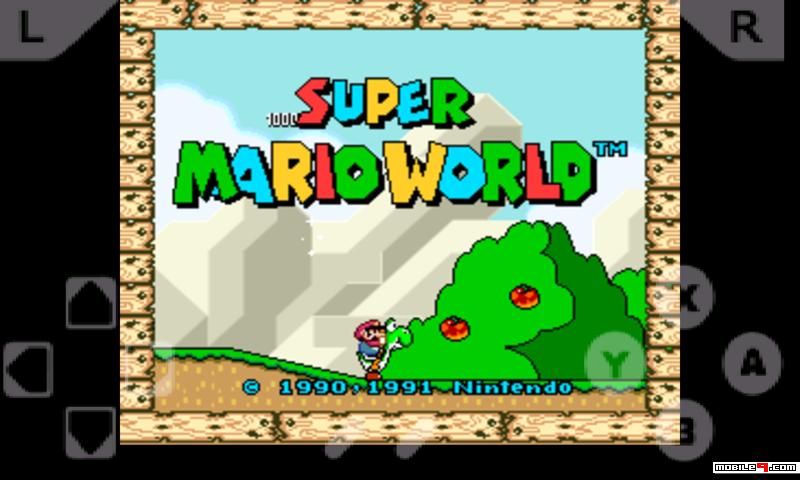 Descargar Super Mario World Android Games APK - 4612278 - fun mario  classical   mobile9