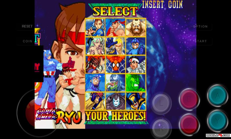 capcom vs marvel games free download