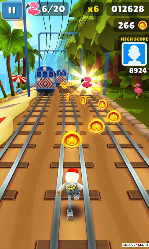 Download Subway Surfers Temple Run Android Games Apk 4771435 Mobile9