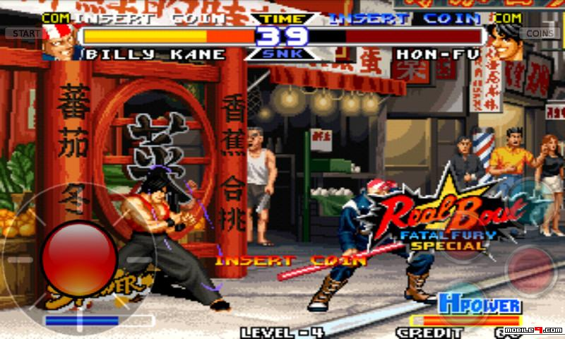 Download Real Bout Fatal Fury Special Android Games Apk 4803496